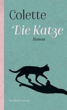 Colette: Die Katze, Buch