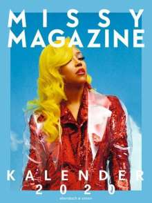 MISSY Magazine Kalender 2020, Diverse