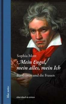 Sophia Mott: Mein Engel, mein alles, mein Ich, Buch
