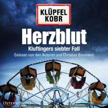 Volker Klüpfel: Herzblut, 11 CDs
