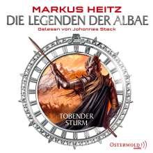 Markus Heitz: Die Legenden der Albae 04, 8 CDs
