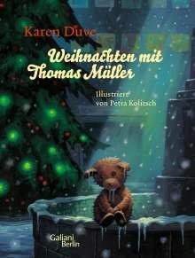 Karen Duve: Weihnachten mit Thomas Müller, Buch