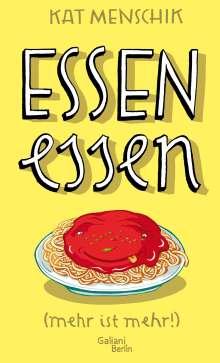 Kat Menschik: Essen essen, Buch