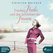 Fräulein Paula Und Die Schönheit Der Frauen, 2 MP3-CDs