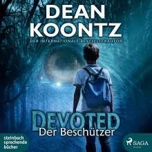 Devoted, 2 MP3-CDs