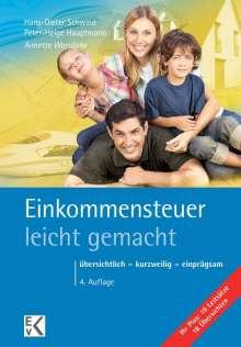 Annette Warsönke: Einkommensteuer - leicht gemacht, Buch
