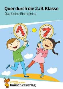 Helena Heiß: Quer durch die 2./3. Klasse, Das kleine Einmaleins - A5-Übungsblock, Buch
