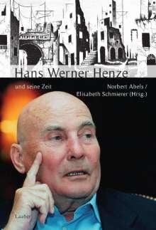 Hans Werner Henze und seine Zeit, Buch