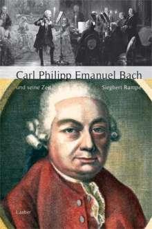 Siegbert Rampe: Carl Philipp Emanuel Bach und seine Zeit, Buch