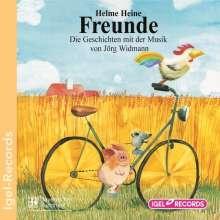 Helme Heine: Freunde. CD, CD