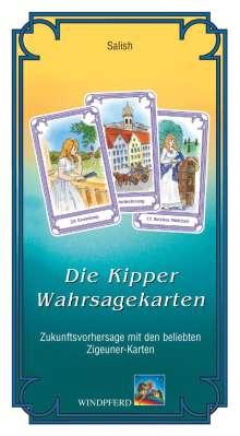 Marion Röbkes: Die Kipper-Wahrsagekarten, Diverse