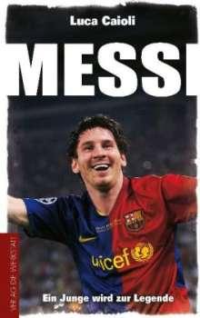 Luca Caioli: Messi, Buch