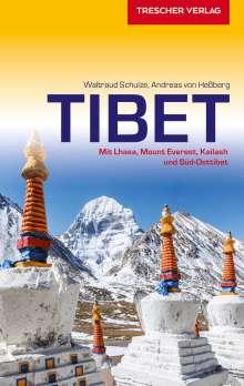 Andreas von Heßberg: Reiseführer Tibet, Buch