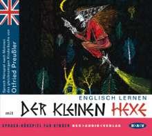 Otfried Preußler: Englisch lernen mit Otfried Preußler. Die kleine Hexe. CD, CD