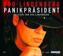 Udo Lindenberg: Panikpräsident, 3 CDs