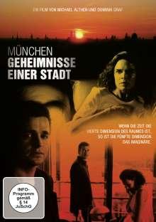 München - Geheimnisse einer Stadt, DVD