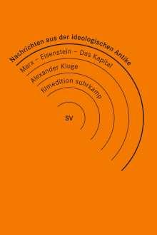 Alexander Kluge: Nachrichten aus der ideologischen Antike, 3 DVDs