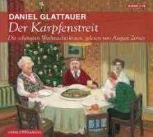 Daniel Glattauer: Der Karpfenstreit, CD