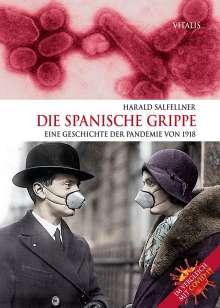 Harald Salfellner: Die Spanische Grippe, Buch