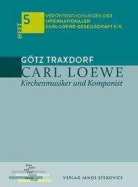 Carl Loewe, Buch