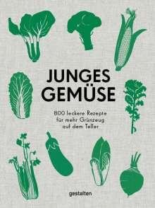 Anette Dieng: Junges Gemüse, Buch