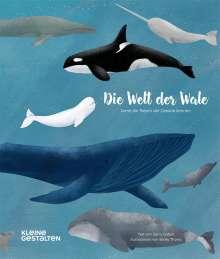 Darcy Dobell: Die Welt der Wale, Buch