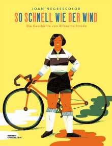 Joan Negrescolor: So schnell wie der Wind, Buch