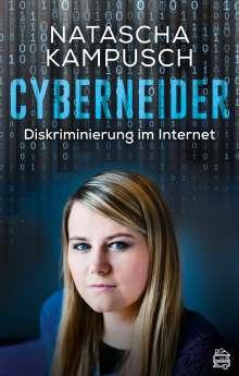 Natascha Kampusch: Cyberneider, Buch