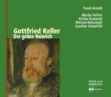 Gottfried Keller: Der grüne Heinrich, 4 Bücher
