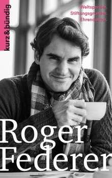 Simon Graf: Roger Federer, Buch