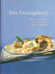 Alfons Schuhbeck: Das Festtagsbuch, Buch