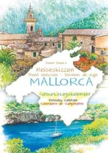 Dieter Braue: Geburtstagskalender Mallorca, Diverse