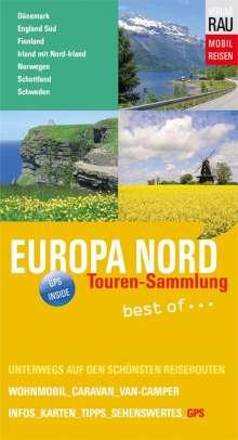 Werner Rau: Europa Nord, Buch