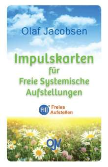 Olaf Jacobsen: Impulskarten für Freie Systemische Aufstellungen, Buch