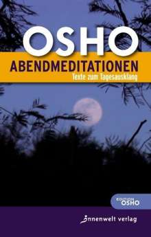 Osho: AbendMeditationen, Buch