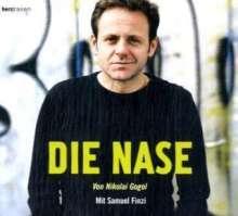 Nikolai Gogol: Die Nase, 1 Audio-CD, CD
