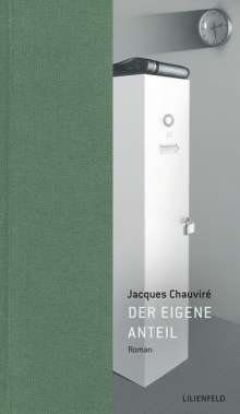 Jacques Chauviré: Der eigene Anteil, Buch