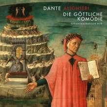 Dante Alighieri: Die göttliche Komödie, 15 CDs