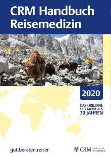 CRM Handbuch Reisemedizin, Buch