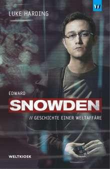 Luke Harding: Edward Snowden, Buch