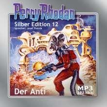 Perry Rhodan Silber Edition 12 - Der Anti (remastered), 2 Diverse