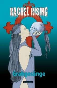 Terry Moore: Rachel Rising 3, Buch