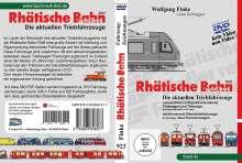 Wolfgang Finke: Rhätische Bahn - Die aktuellen Triebfahrzeuge, DVD-ROM