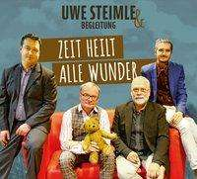 Uwe Steimle: Zeit heilt alle Wunder, 2 CDs