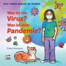 Ziska Riemann: Wir Kinder wollen es wissen, Buch