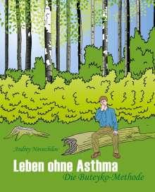 Andrey Novozhilov: Leben ohne Asthma, Buch