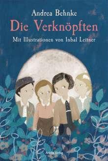 Andrea Behnke: Die Verknöpften, Buch