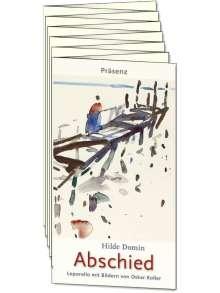 Hilde Domin: Abschied, Buch