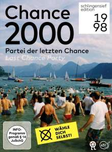Chance 2000 - Partei der letzten Chance (Digipak), 2 DVDs