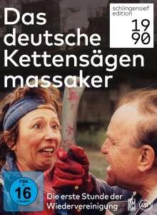 Das deutsche Kettensägenmassaker, DVD